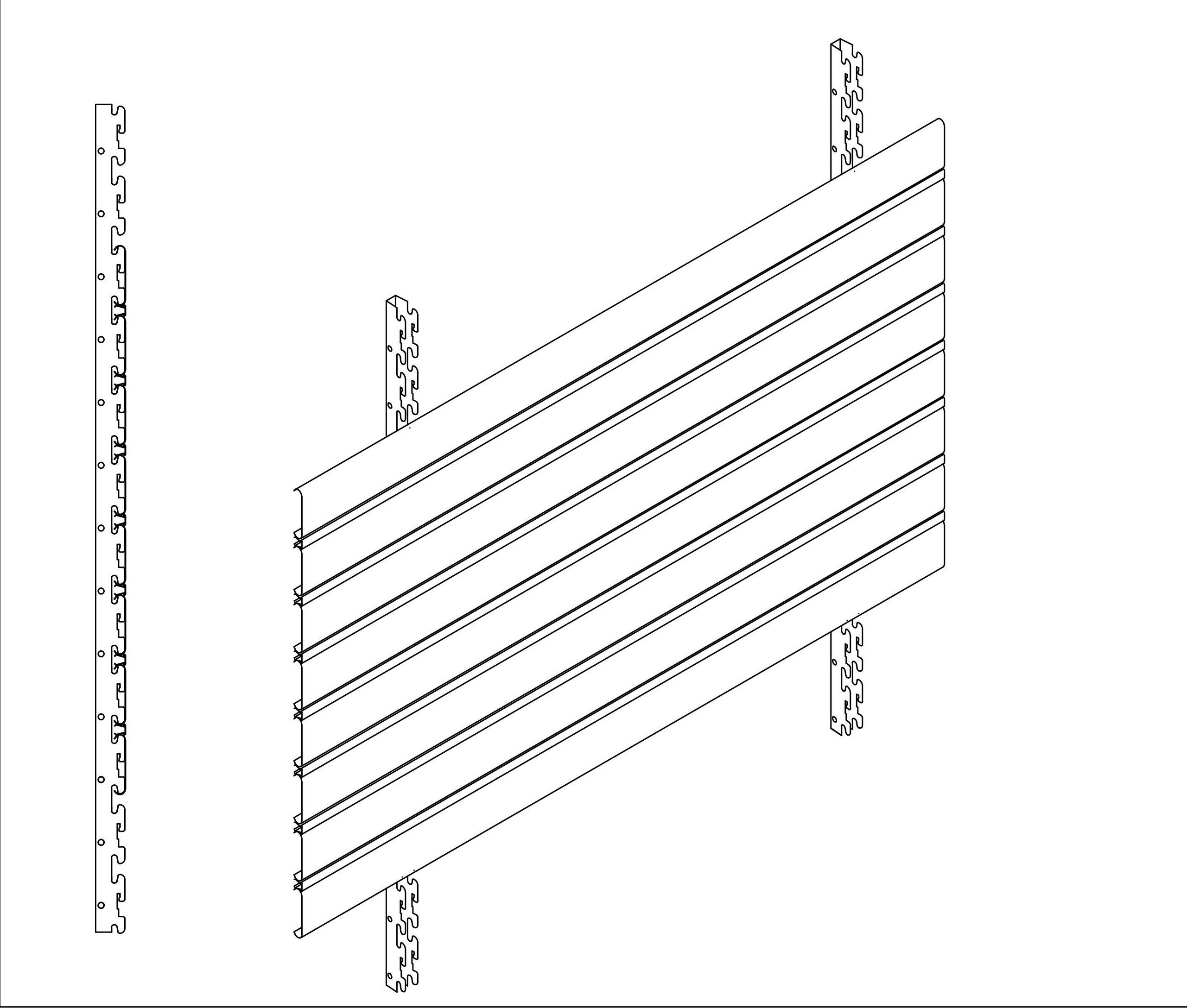 Elewacje Aluminiowe S84